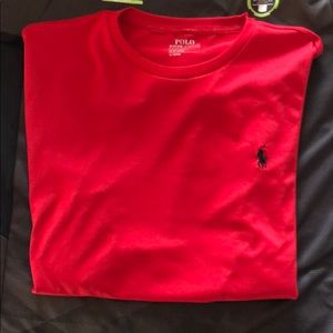 Polo performance - dri-fit L/S tee